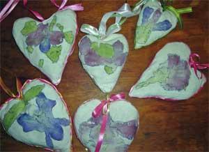 Valentine Sachets